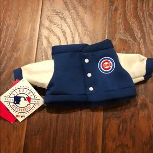 Cubs Jersey For Dog or Doll
